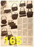 1956 Sears Fall Winter Catalog, Page 165