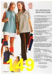 1972 Sears Spring Summer Catalog, Page 149