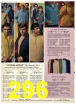 1969 Sears Fall Winter Catalog, Page 296