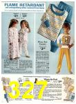 1974 Sears Fall Winter Catalog, Page 327
