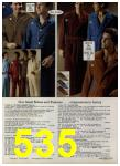 1979 Sears Spring Summer Catalog, Page 535