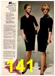 1966 Montgomery Ward Fall Winter Catalog, Page 141