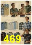 1961 Sears Spring Summer Catalog, Page 469