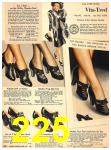 1940 Sears Fall Winter Catalog, Page 225