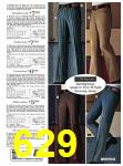 1971 Sears Fall Winter Catalog, Page 629