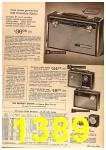 1964 Sears Spring Summer Catalog, Page 1389