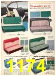 1956 Sears Fall Winter Catalog, Page 1174