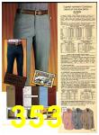 1983 Sears Fall Winter Catalog, Page 353