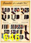 1958 Sears Fall Winter Catalog, Page 646