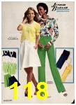 1975 Sears Spring Summer Catalog, Page 118