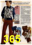 1972 Sears Fall Winter Catalog, Page 365