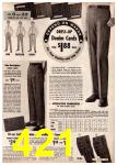 1962 Montgomery Ward Spring Summer Catalog, Page 421