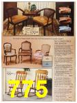 1987 Sears Fall Winter Catalog, Page 775