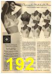 1961 Sears Spring Summer Catalog, Page 192
