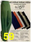 1979 Sears Spring Summer Catalog, Page 59