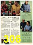 1969 Sears Fall Winter Catalog, Page 306
