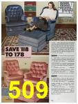1991 Sears Fall Winter Catalog, Page 509