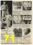 1968 Sears Fall Winter Catalog, Page 71