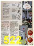 1986 Sears Spring Summer Catalog, Page 522
