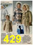 1979 Sears Fall Winter Catalog, Page 429