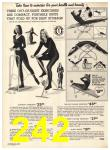 1974 Sears Fall Winter Catalog, Page 242