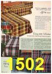 1962 Sears Fall Winter Catalog, Page 1502