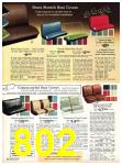 1971 Sears Fall Winter Catalog, Page 802