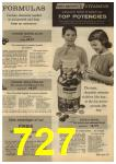 1961 Sears Spring Summer Catalog, Page 727