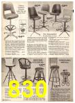 1969 Sears Fall Winter Catalog, Page 830