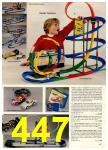 1987 JCPenney Christmas Book, Page 447