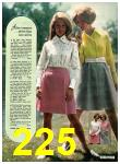 1969 Sears Spring Summer Catalog, Page 225