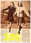 1940 Sears Fall Winter Catalog, Page 306