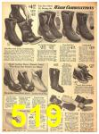 1940 Sears Fall Winter Catalog, Page 519