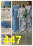 1979 Sears Fall Winter Catalog, Page 447