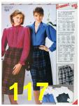 1986 Sears Fall Winter Catalog, Page 117