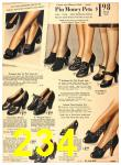 1940 Sears Fall Winter Catalog, Page 234