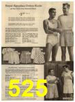 1960 Sears Spring Summer Catalog, Page 525