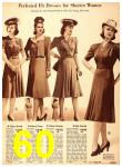 1940 Sears Fall Winter Catalog, Page 60