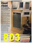 1986 Sears Fall Winter Catalog, Page 803