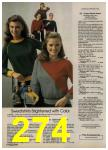 1980 Sears Fall Winter Catalog, Page 274