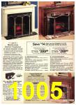 1976 Sears Fall Winter Catalog, Page 1005