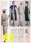 1957 Sears Spring Summer Catalog, Page 68