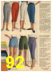 1961 Sears Spring Summer Catalog, Page 92