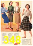 1960 Sears Fall Winter Catalog, Page 348