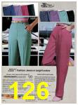 1983 Sears Spring Summer Catalog, Page 126