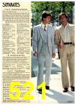 1980 Sears Spring Summer Catalog, Page 521
