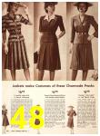 1942 Sears Spring Summer Catalog, Page 48