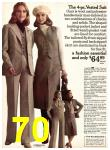 1977 Sears Fall Winter Catalog, Page 70