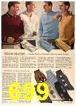 1960 Sears Fall Winter Catalog, Page 699