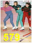 1988 Sears Fall Winter Catalog, Page 579